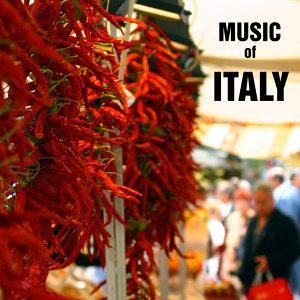Music of Italy Guaglione アーティスト写真