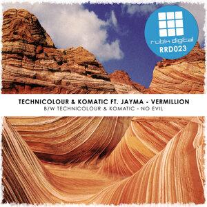 Technicolour and Komatic ft. Jayma 歌手頭像