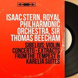 Isaac Stern, Royal Philharmonic Orchestra, Sir Thomas Beecham 歌手頭像