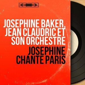 Joséphine Baker, Jean Claudric et son orchestre アーティスト写真