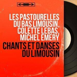 Les Pastourelles du bas Limousin, Colette Lebas, Michel Emery アーティスト写真