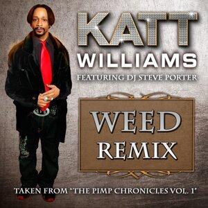 Katt Willams 歌手頭像