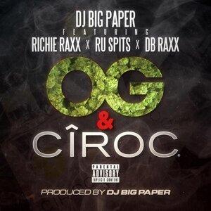DJ Big Paper アーティスト写真