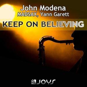 John Modena, Madsax, Yann Garett アーティスト写真
