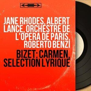 Jane Rhodes, Albert Lance, Orchestre de l'Opéra de Paris, Roberto Benzi 歌手頭像