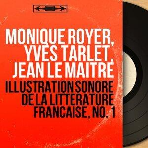 Monique Royer, Yves Tarlet, Jean Le Maître アーティスト写真