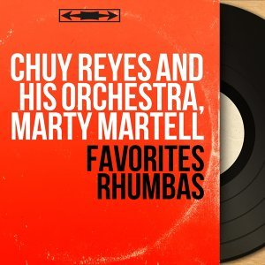 Chuy Reyes and His Orchestra, Marty Martell 歌手頭像