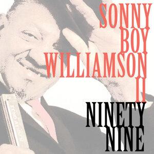 Sonny Boy Williamson II 歌手頭像