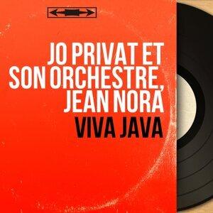 Jo Privat et son orchestre, Jean Nora アーティスト写真