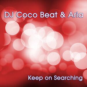 DJ Coco Beat & Aria アーティスト写真