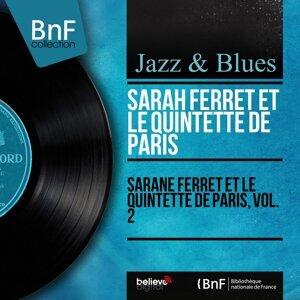 Sarah Ferret et le Quintette de Paris 歌手頭像