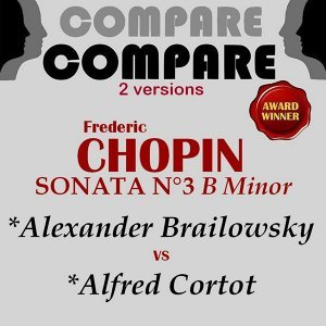 Alexander Brailowsky, Alfred Cortot 歌手頭像