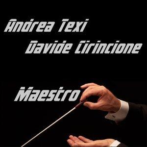 Andrea Texi, Davide Cirincione アーティスト写真