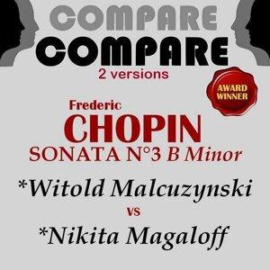 Witold Malcuzynski, Nikita Magaloff 歌手頭像