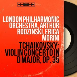 London Philharmonic Orchestra, Arthur Rodzinski, Erica Morini アーティスト写真