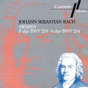 Bach-Collegium Stuttgart, Helmuth Rilling アーティスト写真