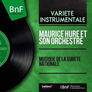Maurice Huré et son orchestre アーティスト写真