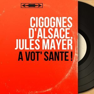Cigognes d'Alsace, Jules Mayer 歌手頭像