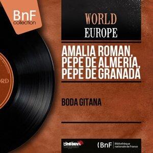 Amalia Roman, Pépé de Almeria, Pépé de Granada 歌手頭像
