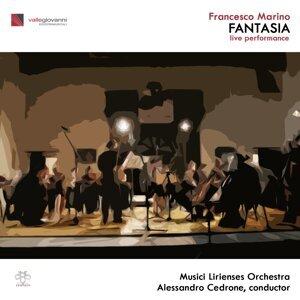 Musici Lirienses, Loreto Gismondi, Alessandro Cedrone アーティスト写真
