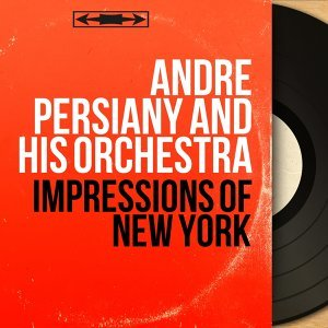André Persiany and His Orchestra アーティスト写真