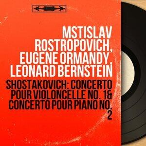 Mstislav Rostropovich, Eugene Ormandy, Leonard Bernstein 歌手頭像
