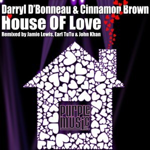 Darryl D'Bonneau, Cinnamon Brown 歌手頭像