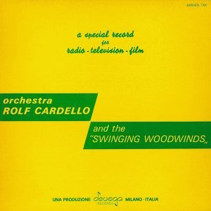 Orchestra Rolf Cardello, The Swinging Woodwinds アーティスト写真