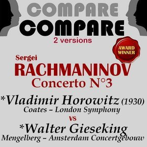 Vladimir Horowitz, Walter Gieseking 歌手頭像