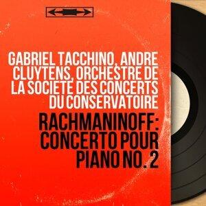 Gabriel Tacchino, André Cluytens, Orchestre de la Société des concerts du Conservatoire 歌手頭像