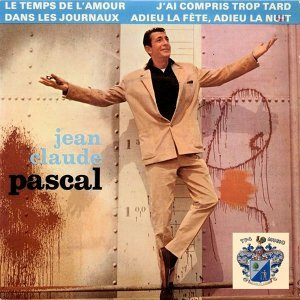 Jean Claude Pascal 歌手頭像