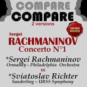 Sergei Rachmaninoff, Sviatoslav Richter 歌手頭像