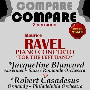 Robert Casadesus, Jacqueline Blancard 歌手頭像