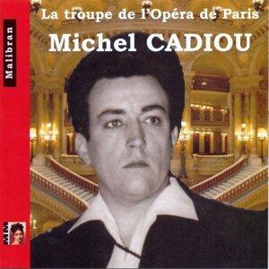 Orchestre de l'Opéra de Paris, Jesus Etcheverry, Michel Cadiou 歌手頭像