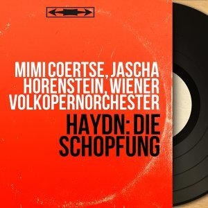 Mimi Coertse, Jascha Horenstein, Wiener Volkopernorchester アーティスト写真