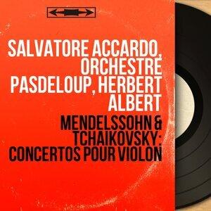 Salvatore Accardo, Orchestre Pasdeloup, Herbert Albert 歌手頭像