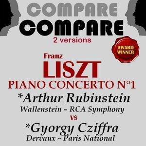 Arthur Rubinstein, Gyorgy Cziffra 歌手頭像