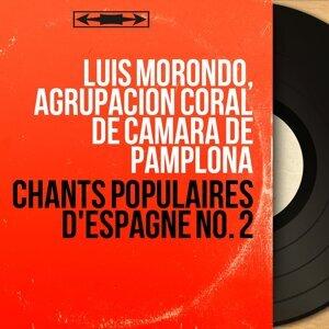 Luis Morondo, Agrupación Coral de Cámara de Pamplona 歌手頭像