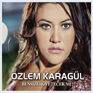Özlem Karagül アーティスト写真