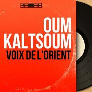Oum Kaltsoum 歌手頭像