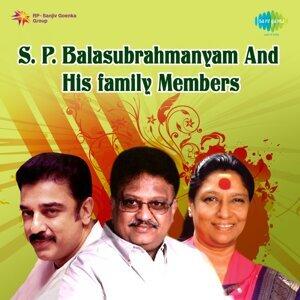 S. Janaki, Kamalahasan, S. P. Balasubrahmanyam 歌手頭像