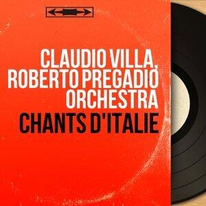 Claudio Villa, Roberto Pregadio Orchestra 歌手頭像