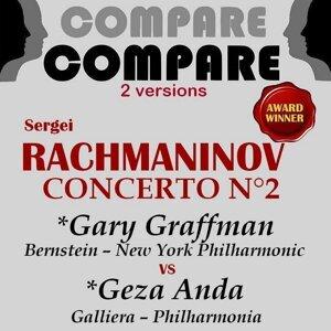 Geza Anda, Gary Graffman 歌手頭像