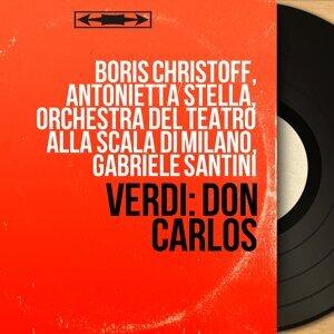 Boris Christoff, Antonietta Stella, Orchestra del Teatro alla Scala di Milano, Gabriele Santini 歌手頭像