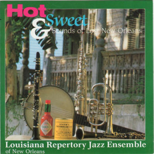 Louisiana Repertory Jazz Ensemble Of New Orleans