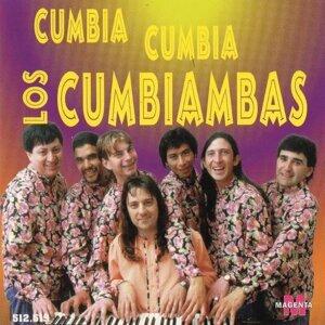 Los Cumbiambas アーティスト写真