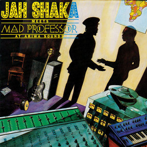 Jah Shaka & Mad Professor アーティスト写真