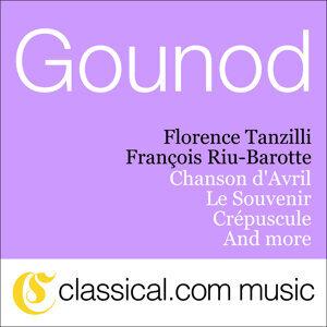 Florence Tanzilli & François Riu-Barotte アーティスト写真