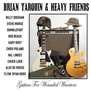 Brian Tarquin & Heavy Friends アーティスト写真