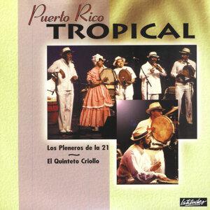 Los Pleneros De La 21 And El Quinteto Criollo 歌手頭像